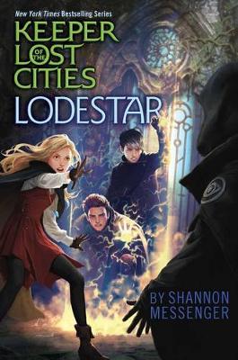 Lodestar by Shannon Messenger