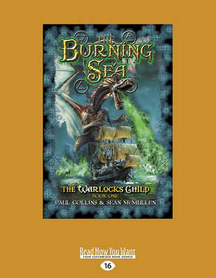 The Burning Sea by Paul Collins