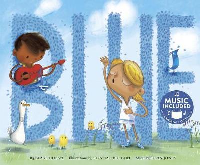 Blue by Blake A Hoena