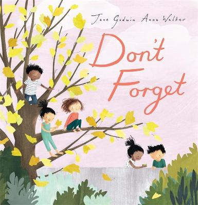 Don't Forget book