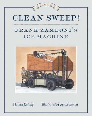 Clean Sweep! by Monica Kulling