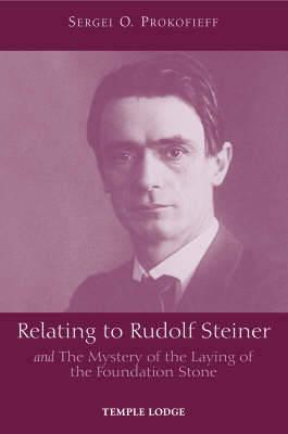 Relating to Rudolf Steiner book