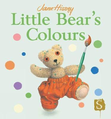 Little Bear's Colours book