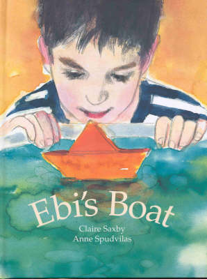 Ebis Boat by Anne Spudvilas