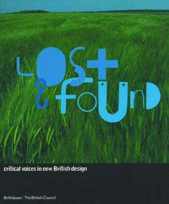 Lost and Found by Marcus Field