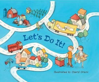 Let's Do It by Cheryl Orsini