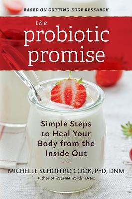 The Probiotic Promise by Michelle Cook