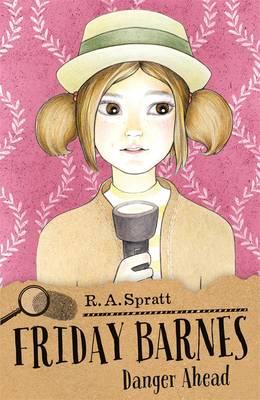 Friday Barnes 6 by R.A. Spratt