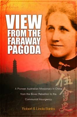 View from the Faraway Pagoda by Robert Banks
