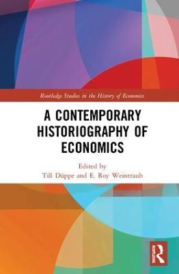 A Contemporary Historiography of Economics book