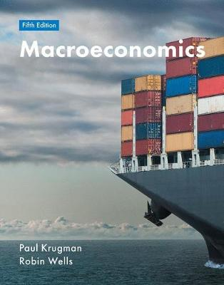 Macroeconomics by Paul Krugman