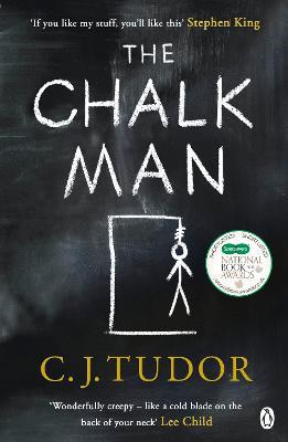 Chalk Man book