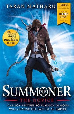 Summoner: The Novice by Taran Matharu