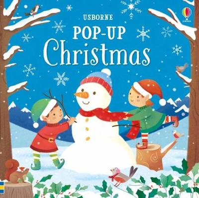 Pop-Up Christmas book