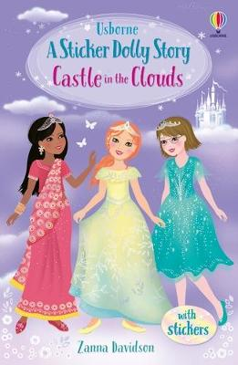 Castle in the Clouds: A Princess Dolls Story book