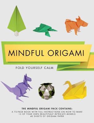 Mindful Origami by Mark Bolitho