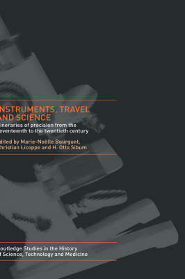 Instruments, Travel and Science book
