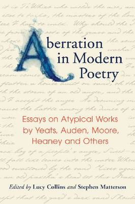 Aberration in Poetry by Lucy Collins