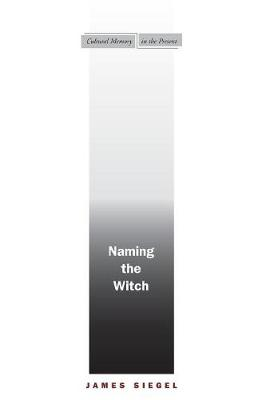 Naming the Witch by James Siegel