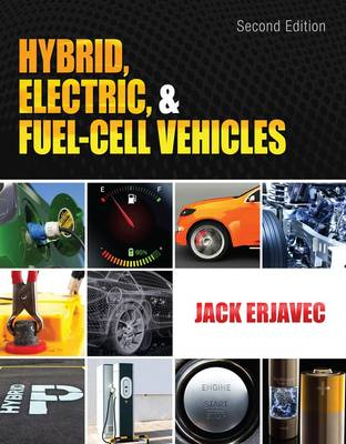 Hybrid, Electric, and Fuel-Cell Vehicles book