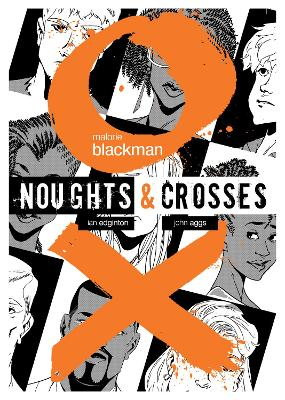 Noughts & Crosses Graphic Novel by Malorie Blackman
