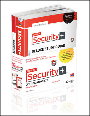 CompTIA Security+ Certification Kit by Emmett Dulaney