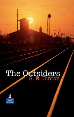 The Outsiders Hardcover educational edition by S. E. Hinton