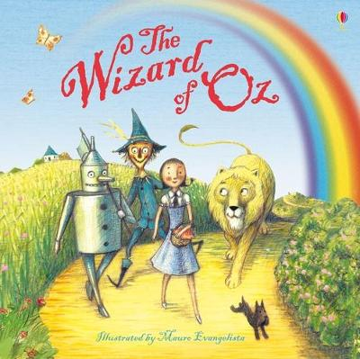 The Wizard of Oz by Rosie Dickins