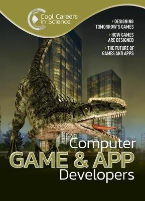 Computer Game and App Developers by Andrew Morkes