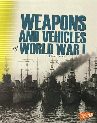 World War I book