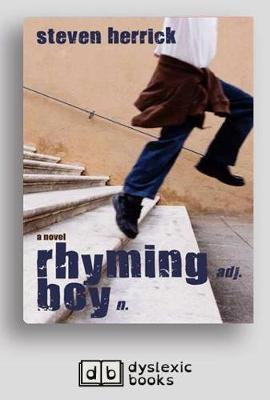 Rhyming Boy: A Novel by Steven Herrick
