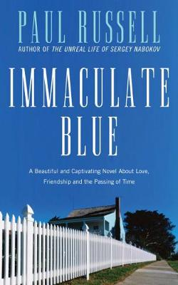 Immaculate Blue by Paul Russell