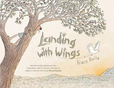 Landing with Wings book