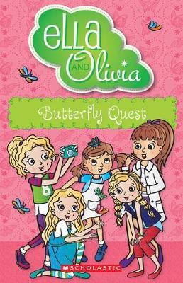 Butterfly Quest #27 by Yvette Poshoglian
