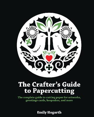 Crafter's Guide to Papercutting book