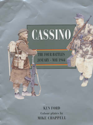 Cassino by Ken Ford