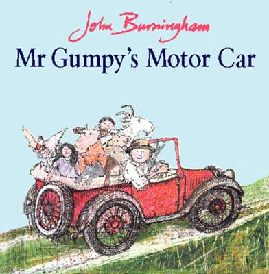 Mr Gumpy's Motor Car by John Burningham