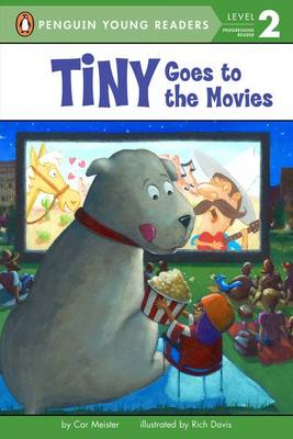 Tiny Goes to the Movies book