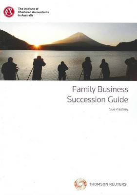 Family Business Succession Guide 2009 by Prestney