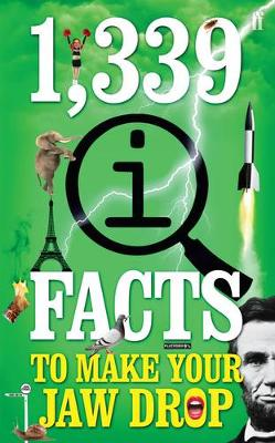 1,339 QI Facts To Make Your Jaw Drop book