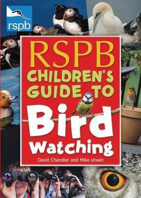 RSPB Children's Guide to Birdwatching by David Chandler