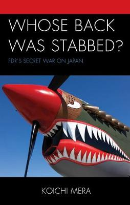 Whose Back Was Stabbed? by Koichi Mera