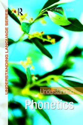 Understanding Phonetics book