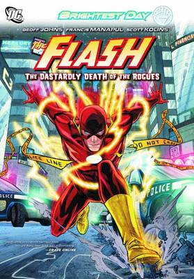 Flash TP Vol 01 The Dastardly Death Of The Rogues book