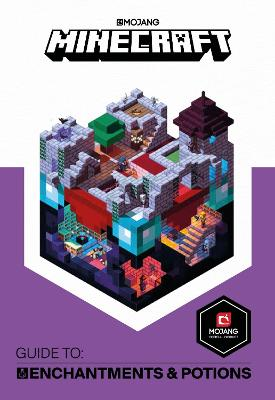 Minecraft Guide to Enchantments and Potions book