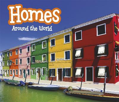 Homes Around the World by Clare Lewis