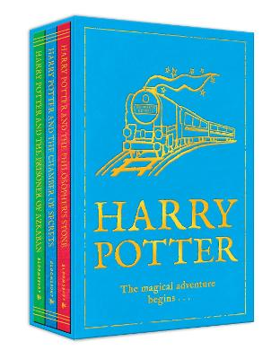 Harry Potter: The magical adventure begins . . .: Volumes 1-3 by J. K. Rowling