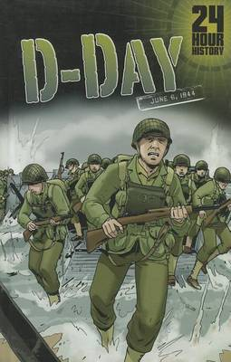 D-Day, June 6, 1944 by Agnieszka Biskup