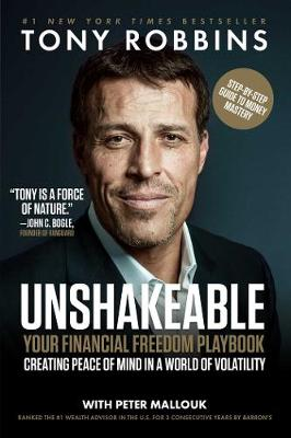 Unshakeable: Your Guide to Financial Freedom by Tony Robbins