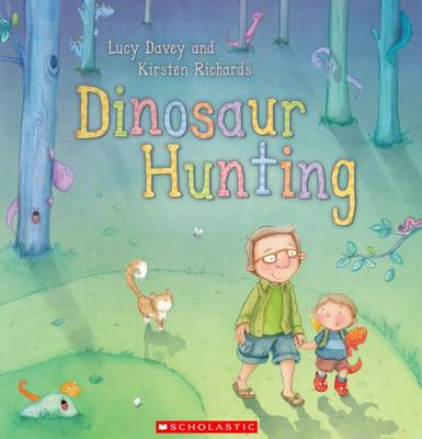 Dinosaur Hunting by Lucy Davey